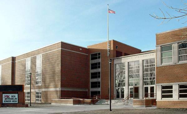 Ben Franklin Middle School Fargo, ND | Fargo City Guide