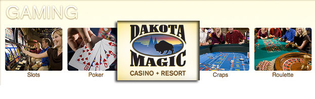 Dakota Magic Casino and Resort Hankinson, ND