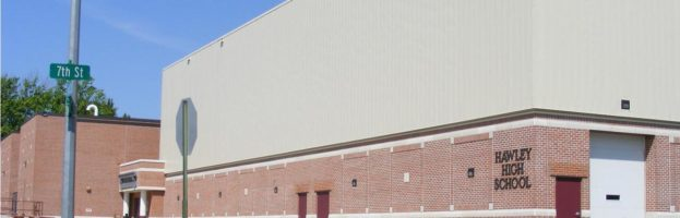 Hawley High School/Secondary School, Hawley MN