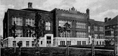 Horace Mann Elementary School Fargo, ND