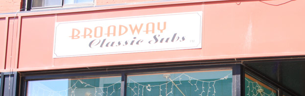 Broadway Classic Subs