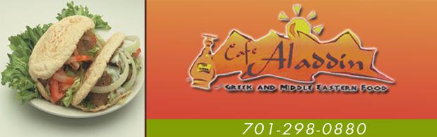 Aladdin's Cafe