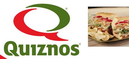 Quiznos Sandwich Restaurants Fargo, ND