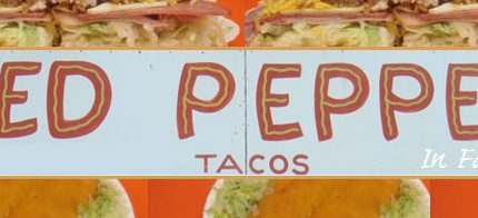The Red Pepper Mexican Restaurant, Fargo ND