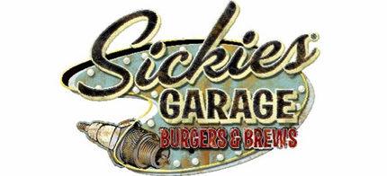 Sickies Garage Burgers & Brews Fargo, ND