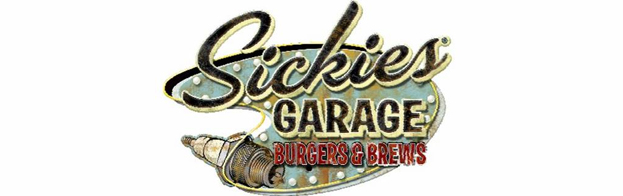 Sickies Garage Burgers & Brews Fargo, ND