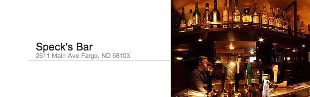 Speck's Bar Fargo, ND