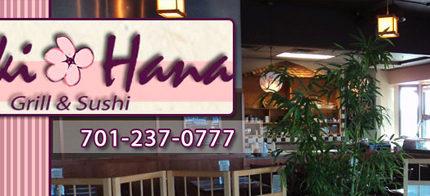 Yuki Hana Grill & Sushi