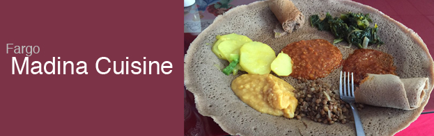 Madina Cuisine Ethiopian Fargo ND