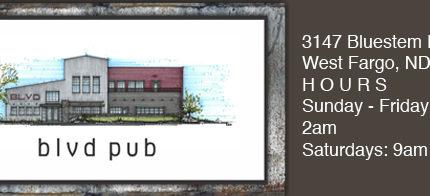 BLVD Pub Club, West Fargo ND