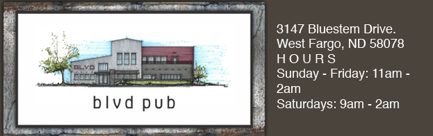 BLVD Pub Club, West Fargo ND