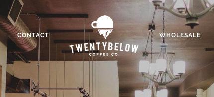 20 Below Coffee Co. Downtown Fargo, ND